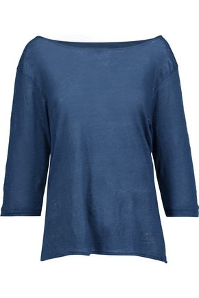 MAJESTIC Linen top