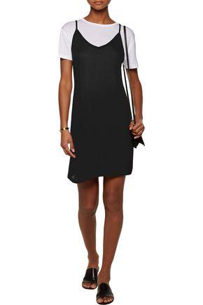 MAJESTIC Jersey mini dress