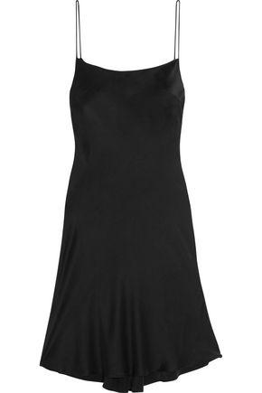 EQUIPMENT + Kate Moss Jessa washed-silk dress