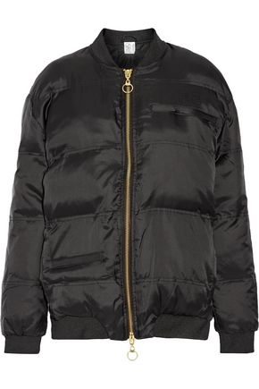 P.E NATION Reign Man quilted shell jacket