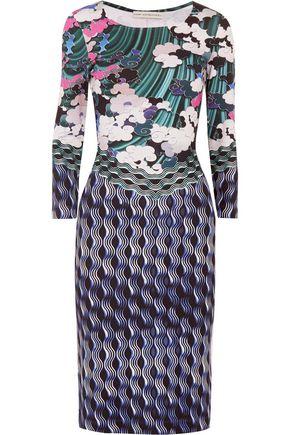 MARY KATRANTZOU Printed jersey dress