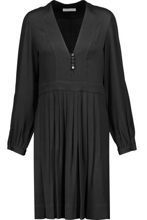 ISABEL MARANT ÉTOILE Neil pleated crepe dress