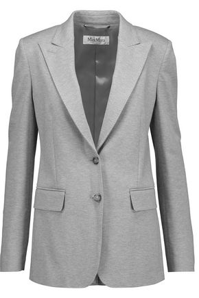 MAX MARA Jersey blazer