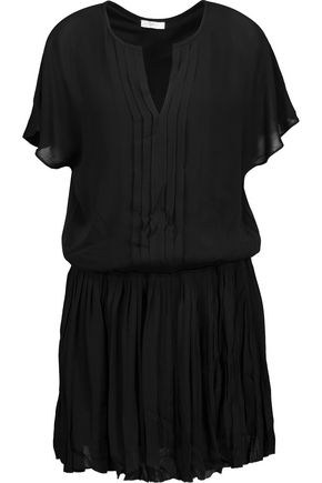 JOIE Bryton chiffon mini dress