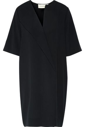 BY MALENE BIRGER Hobbis draped crepe mini dress
