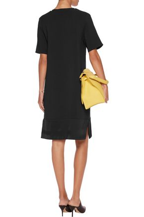 BY MALENE BIRGER Crepe de chine dress