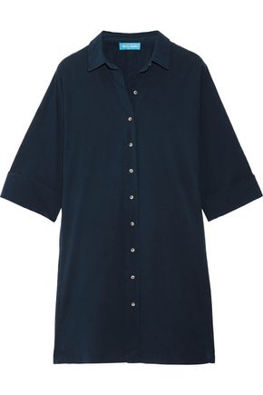 M.I.H JEANS Roller cotton shirt dress