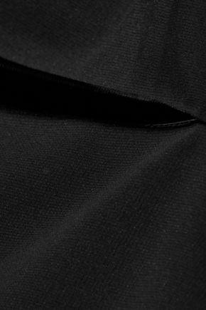 ALEXANDER WANG Cutout stretch-jersey dress