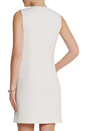 MICHAEL KORS COLLECTION Stretch-wool crepe mini dress