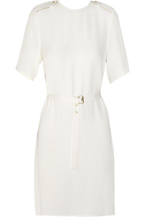 JOSEPH Marty washed-silk crepe dress