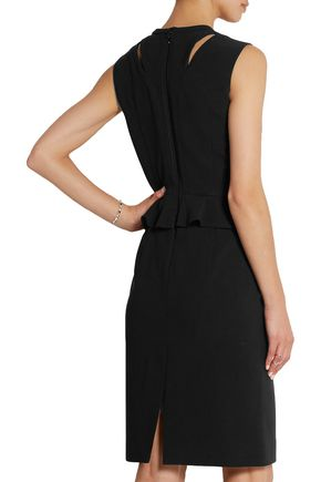ALTUZARRA Topi stretch-crepe dress