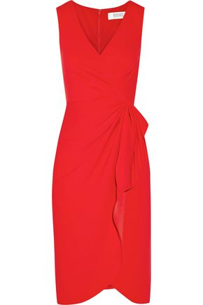 BADGLEY MISCHKA Stretch-cady dress