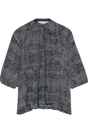 APIECE APART Santa Clara silk blouse