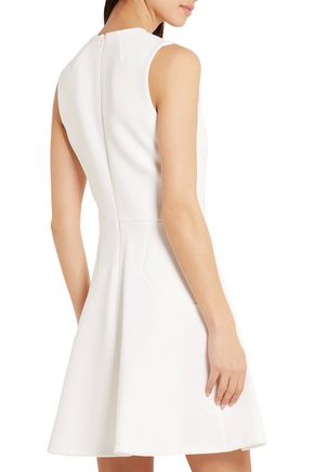 VICTORIA BECKHAM Crepe mini dress