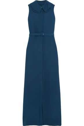 VANESSA SEWARD Brindille ruffled silk-crepe maxi dress