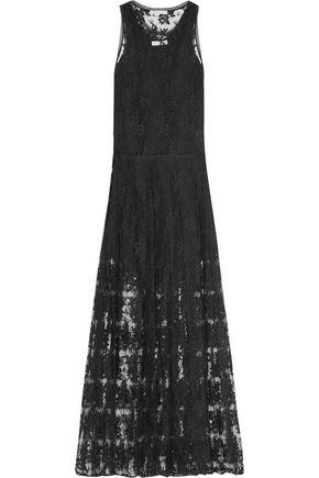 CHLOÉ Cotton-blend lace gown