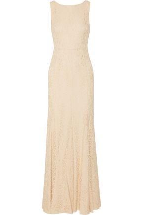 DIANE VON FURSTENBERG Evangelina lace gown