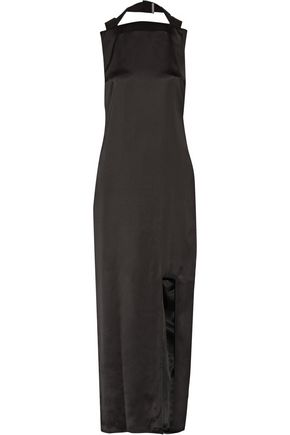 ACNE STUDIOS Rivka satin maxi dress