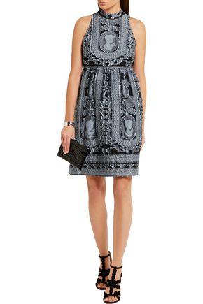 ERDEM Dina fil coupé dress