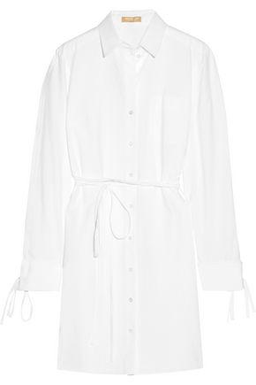 MICHAEL KORS COLLECTION Cotton-poplin shirt dress
