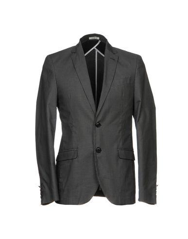 Фото - Мужской пиджак OFFICINA 36 серого цвета