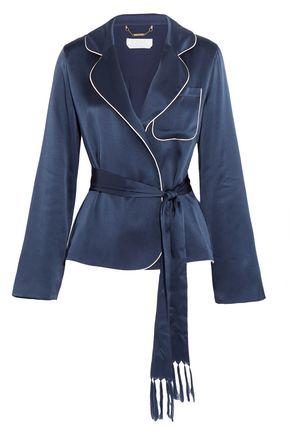 CHLOÉ Silk-satin jacket