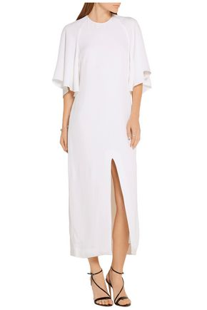 ADAM LIPPES Crepe midi dress