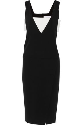 10 CROSBY DEREK LAM Crepe dress