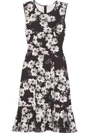 ERDEM Jana floral-print stretch-crepe dress