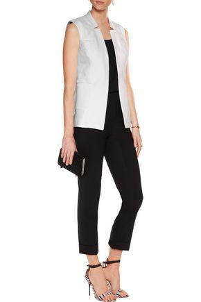 RAOUL Cotton-blend twill vest