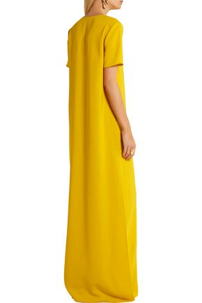 LANVIN Stretch-crepe gown