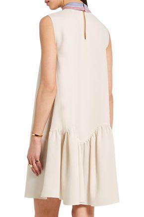 ROKSANDA Jessa crepe mini dress