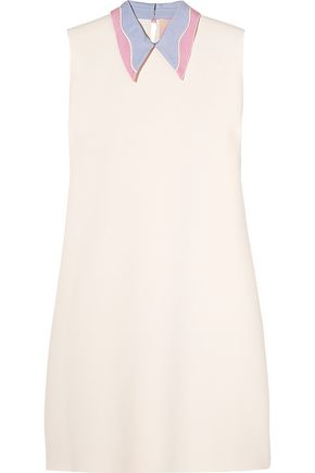 ROKSANDA Jessa crepe mini dress
