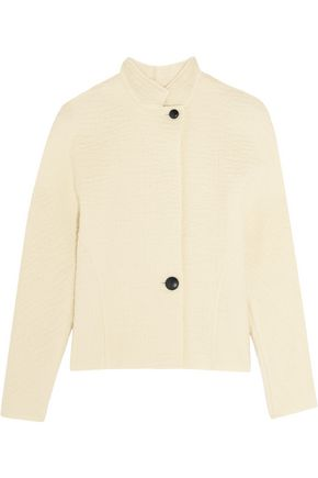 ISABEL MARANT Textured-wool jacket