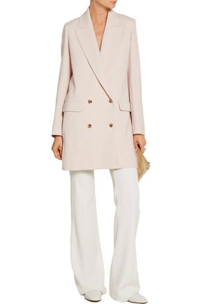 THE ROW Merouze oversized stretch wool-blend blazer