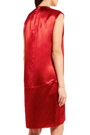 JIL SANDER Satin dress