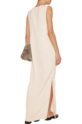 IRIS & INK Crepe maxi dress