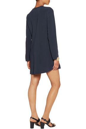 ELIZABETH AND JAMES Brianna crepe mini dress