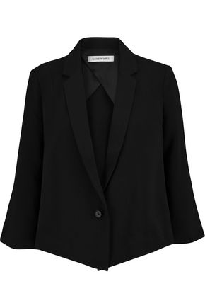 ELIZABETH AND JAMES Claudine crepe jacket