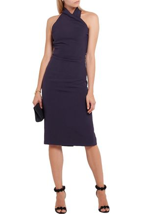 CUSHNIE ET OCHS The Louise stretch-cady dress