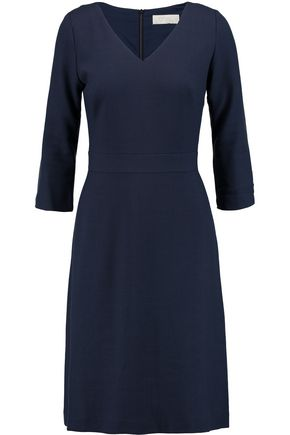 GOAT Artemis wool-crepe dress