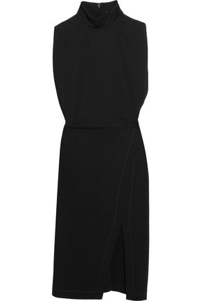 ATLEIN Draped jersey dress