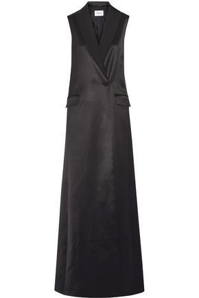PALLAS Satin maxi dress