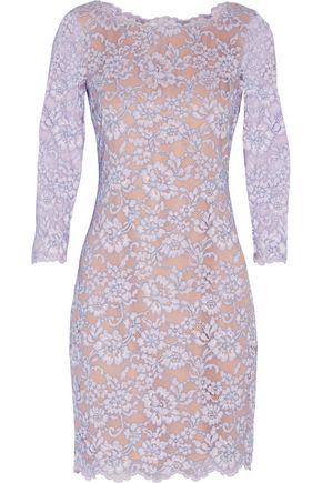 DIANE VON FURSTENBERG Zarita corded lace dress