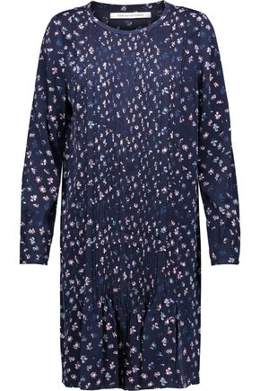 DIANE VON FURSTENBERG Meadow printed stretch-silk dress