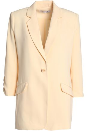 ELIZABETH AND JAMES Heritage James crepe blazer