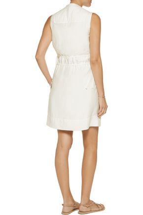SEA Crepe mini dress