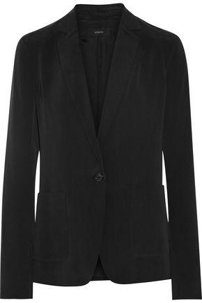 JOSEPH Deauville washed-silk blazer