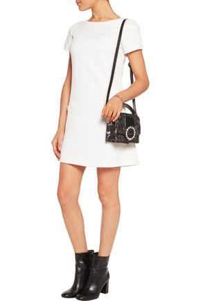ALICE + OLIVIA Liv matelassé mini dress