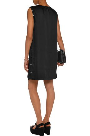 T by ALEXANDER WANG Twill mini dress